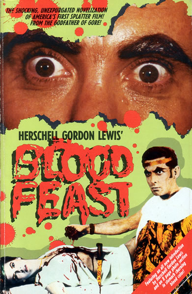 Blood Feast - front