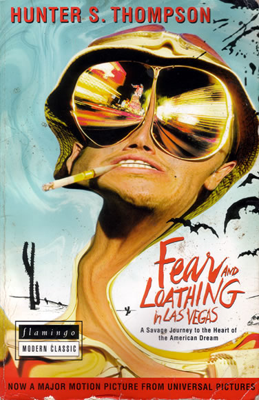 Hunter S. Thompson - Fear And Loathing In Las Vegas - front
