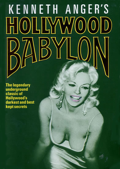 Kenneth Angers Hollywood Babylon - front