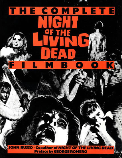 The Complete Night Of The Living Dead Filmbook - front