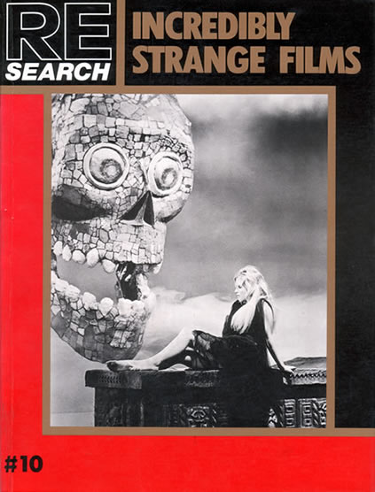 Re-Search - Incredibly Strange Films - front