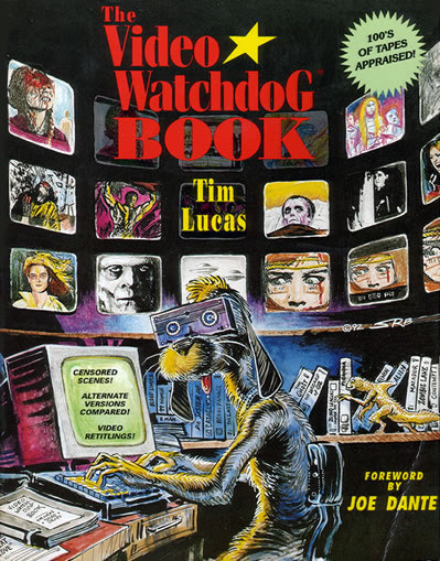 The Video Watchdog Book - front
