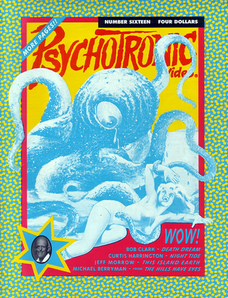Psychotronic Video #16 - front