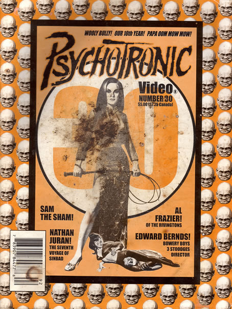 Psychotronic Video #30 - front