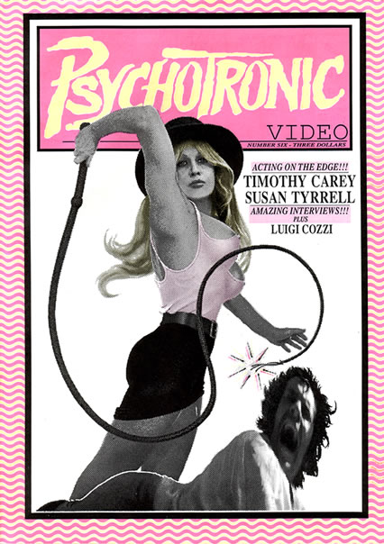 Psychotronic Video #6 - front