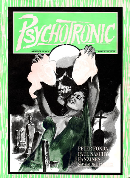 Psychotronic Video #7 - front